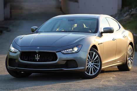 2014 Maserati Ghibli HD Wallpaper | Cars Wallpapers | Scoop.it