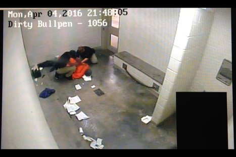 Jailer Chokes Inmate to Death on Video But Still Hasn't Been Charged | Upsetment | Scoop.it