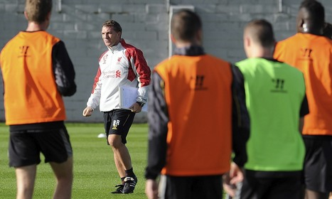 Brendan Rodgers believes dull coaches are holding back English players - The Guardian | Football coaching | Scoop.it
