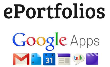 ePortfolios Google Apps for Ed | Web 2.0 for your e-Classroom! | AAEEBL -- Social Media, Social Selves | Scoop.it