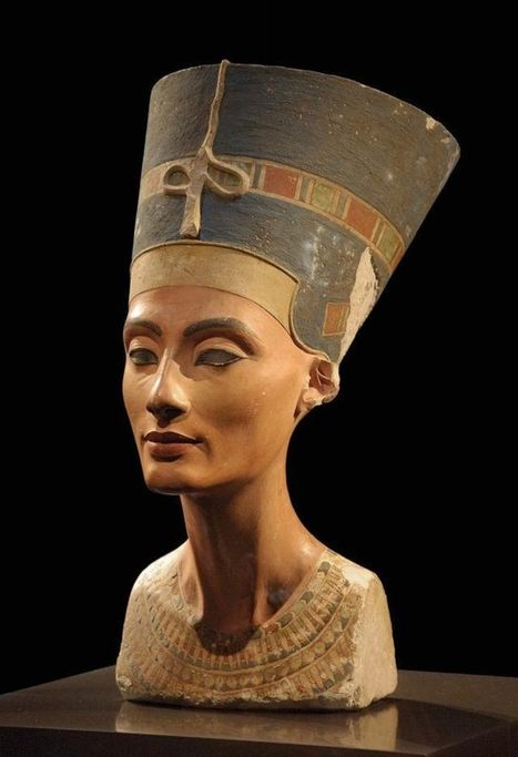 The Bust of Nefertiti, 100 Years On - Archaeology Travel | Anthropology, Archaeology, and History | Scoop.it