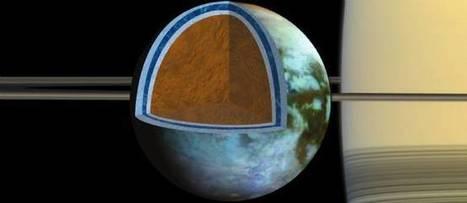 L'océan de Titan trop salé pour abriter la vie ? - Le Point | Vieux Greements et Traditions | Scoop.it