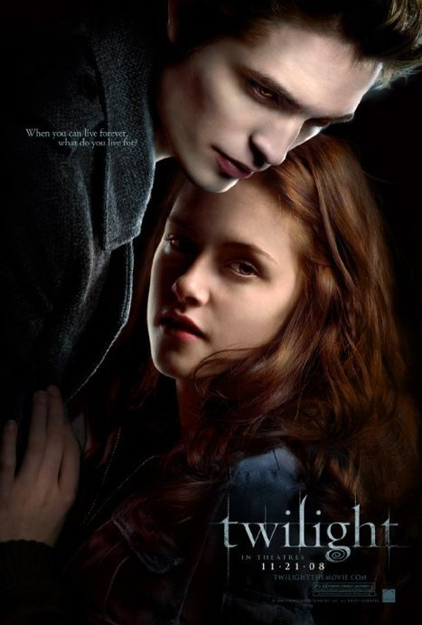 The Online Fan World of the Twilight Vampire Books | How Young Adult Fiction Has Become A Worldwide Franchise | Scoop.it