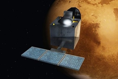 Mars : l'Inde réussit le placement en orbite du satellite Mangalyaan | Tout est relatant | Scoop.it