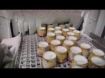 La fabrication des glaces Haagen-Dazs n'aura plus de secrets pour vous ! | agro-media.fr | panification | Scoop.it