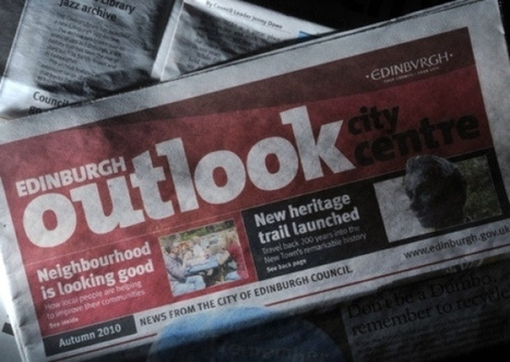 The Outlook is bleak as city 'Pravda' to be axed - Edinburgh Evening News - Scotsman.com | Today's Edinburgh News | Scoop.it
