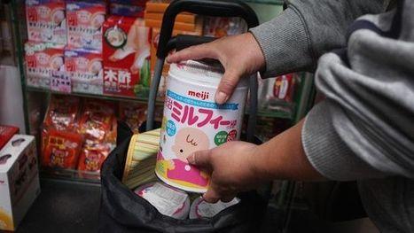 Du lait en poudre suisse trafiqué en Chine   Le marketing dans l'Agroalimentaire et la Grande consommation   Scoop.it
