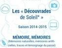 """Conférence : Les Découvrades de Soleil """"SAUVER LA MÉMOIRE"""" - Science Animation   Actualité des laboratoires du CNRS en Midi-Pyrénées   Scoop.it"""