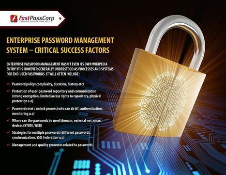Enterprise Password Management Software | Password Management Software | Scoop.it