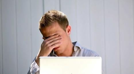 Stress, fatigue, burn-out: D'où vient notre malaise au travail?   BURN OUT   Scoop.it