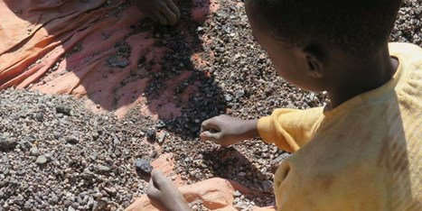 Tech firms must stop sourcing minerals mined by child laborers | People & Business Management | Scoop.it