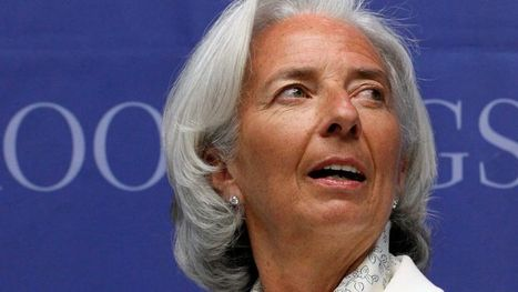 États-Unis : le FMI critique la réduction automatique du déficit - Le Figaro | Economie Finance et  Informatique | Scoop.it