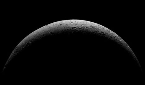 Another One of Saturn's Moons May Have a Global Ocean | #Space #Water | 21st Century Innovative Technologies and Developments as also discoveries, curiosity ( insolite)... | Scoop.it