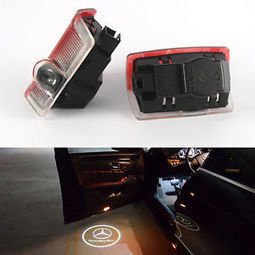 LED Door Underbody Shadow Laser Lights for Mercedes ML E GL 4MATIC 2pcs | DIY Car LED Door Courtesy Shadow Ghost Lamp Welcome Logo Light | Scoop.it