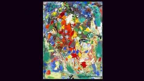 Princeton exhibit shows the evolution of abstract painting from 1950-1990 - Newsworks.org | Mobiles | Scoop.it