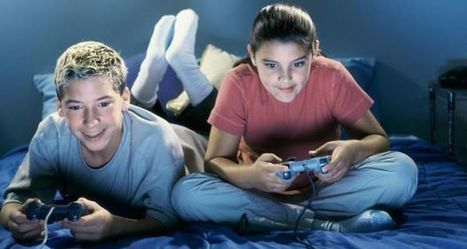 Playing video games can boost exam performance, OECD  claims | digital games & learning | Scoop.it
