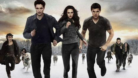 NEW 'Twilight' Movies Coming Exclusively On Facebook... | werewolves | Scoop.it
