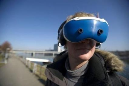 In Swiss city, 'augmented reality' is out of this world | Global Brain | Scoop.it