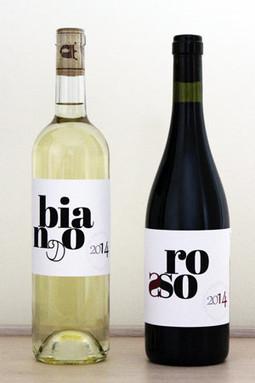 Etichette da stampare per bottiglie di vino: Cantina Cartasegna | vinokultura | Scoop.it