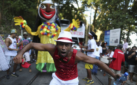 Brazil revellers celebrate the first day of carnival - Telegraph | North America and South America | Scoop.it