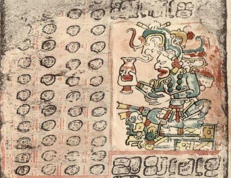 Ce que les Mayas savaient vraiment du ciel étoilé | Libération | Kiosque du monde : Amériques | Scoop.it