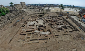 Jane Akshar: Update on the excavations at Karnak | Archaeology News | Scoop.it