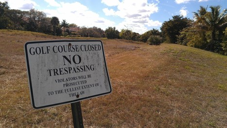 Mizner Trail compromise proposal could put homes on golf course - Sun-Sentinel | Sports News | Scoop.it