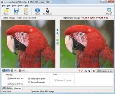 ¿Necesitas reducir el peso de tus fotografías? Estos servicios te ayudarán a comprimirlas | eines fotografia digital | Scoop.it