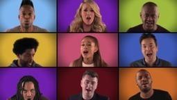 Watch Christina Aguilera Imitate Britney Spears, Shakira on 'Jimmy Fallon' | Lingüista | Scoop.it