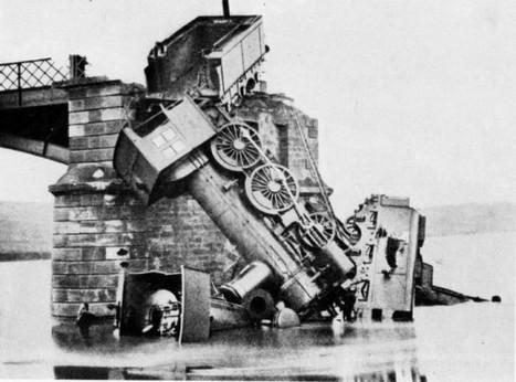 Vintage Train Wrecks | GenealoNet | Scoop.it