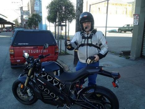 Congratulations on your new Brammo Empulse R, Jim! | Brammo Electric Motorcycles | Scoop.it