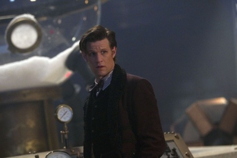 """Uh-oh! Who's Matt Smith warns """"all good things come to an end ... 