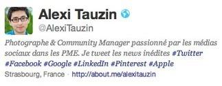 5 raisons pour lesquelles votre avatar est important sur Twitter - Alexi Tauzin | Managing Communities | Scoop.it