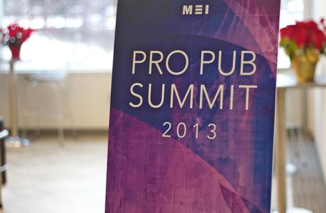 Post-Pro Pub Summit Recap [PHOTOS] – | portfolio | Scoop.it