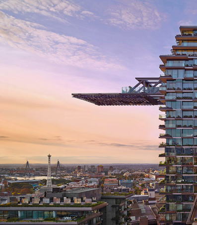 Jean Nouvel's Sydney towers boast vertical gardens and a huge sunlight reflector | Urban design tools | Scoop.it