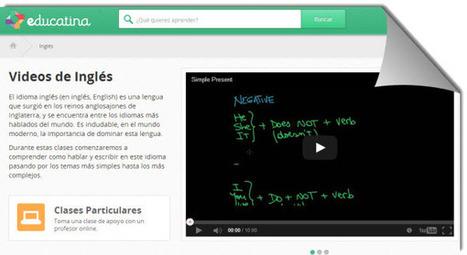 60 videos para aprender inglés que encontramos en Educatina   Aprendiendo Idiomas   Scoop.it