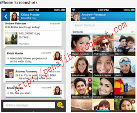 Cara Download dan Mendaftar BBM Di Android Dan Iphone | World Pen | Scoop.it