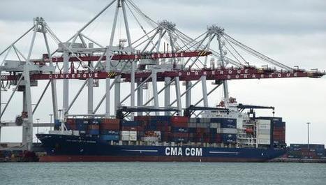 A Shanghai, le port de Dunkerque soigne ses relations avec la Chine | Dunkerque | Scoop.it