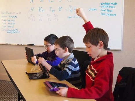 How to Be More Efficient in Integrating Digital Tools Into the Classroom - Education Week Teacher | Education Today and Tomorrow | Scoop.it