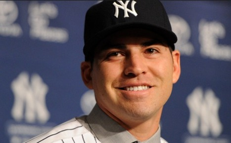 Jacoby Ellsbury Is Front and Center for New York Yankees - Yahoo Sports | Baseball | Scoop.it