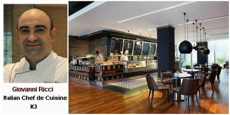 Le Marche Chef at the JW Marriott Hotel New Delhi Aerocity | Le Marche and Food | Scoop.it