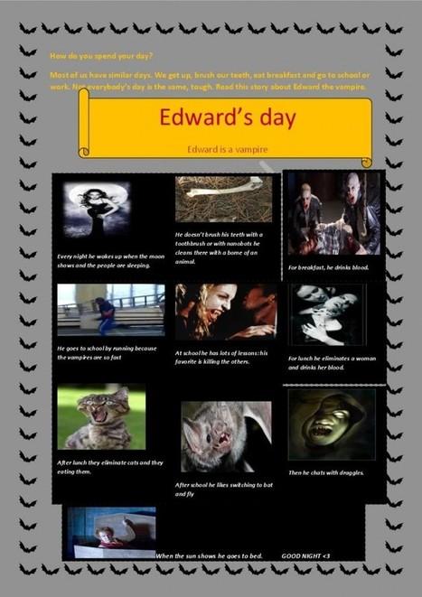 Edward's day - New Spotlight on English | New spotlight on English Tunisia | Scoop.it