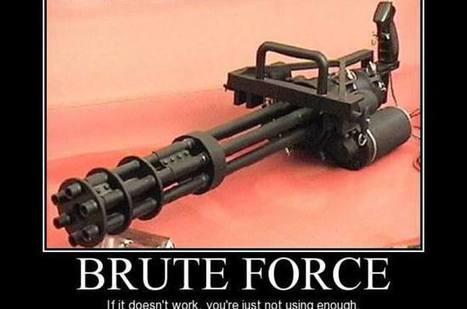 Brute force box lets researchers, Cops, pop iDevice locks | digitalcuration | Scoop.it