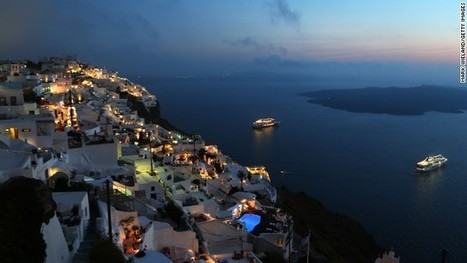 And the top spot in Europe is ... | Greek Islands | Scoop.it