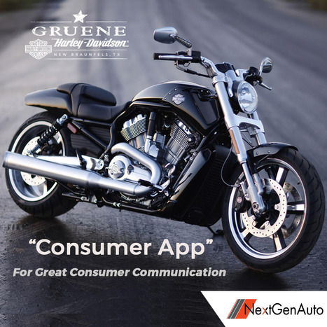 Powersports consumer app | Application| Custom Software Development Company Dallas, Texas | Scoop.it