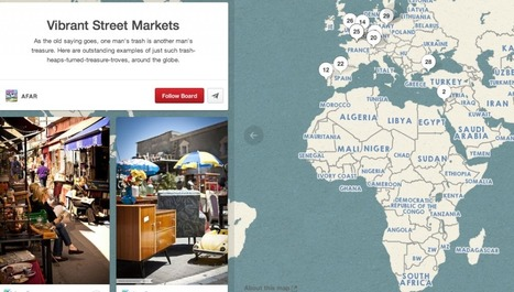 How Your Local Business Can Use Pinterest to Increase Foot Traffic | MarketingHits | Scoop.it
