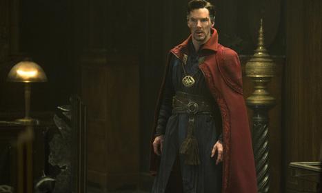 'Doctor Strange' spins magic at re-energized box office | LVI Film | Scoop.it