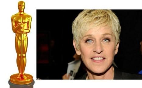 Ellen DeGeneres présentera la prochaine cérémonie des Oscars | 16s3d: Bestioles, opinions & pétitions | Scoop.it