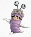 Monsters Inc. Boo Costume - construction ideas? - OCCASIONS AND HOLIDAYS | Boo Monsters Inc Costume | Scoop.it