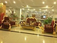 furniture 24 carat goldleaf hand made furniture lounge suite | Goldleaf Furniture | Scoop.it
